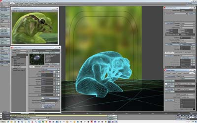 www.greenmamba-studios.de, 3D Visualisierung, Industrieanimation