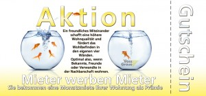 Immobilienmarketing Mieter werben Mieter - www.greenmamba-studios.de