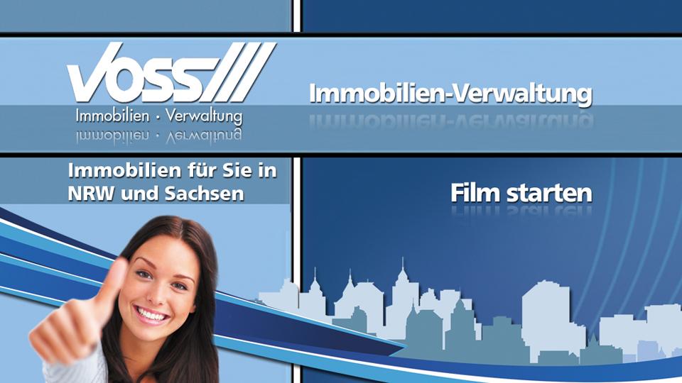 Voss Immobilien Verwaltung- neue Image-DVD