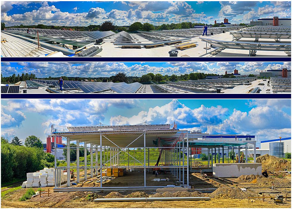 www.greenmamba-studios.de, Fotografie, HDR-Fotografie, Objektfotografie, Solarpanel
