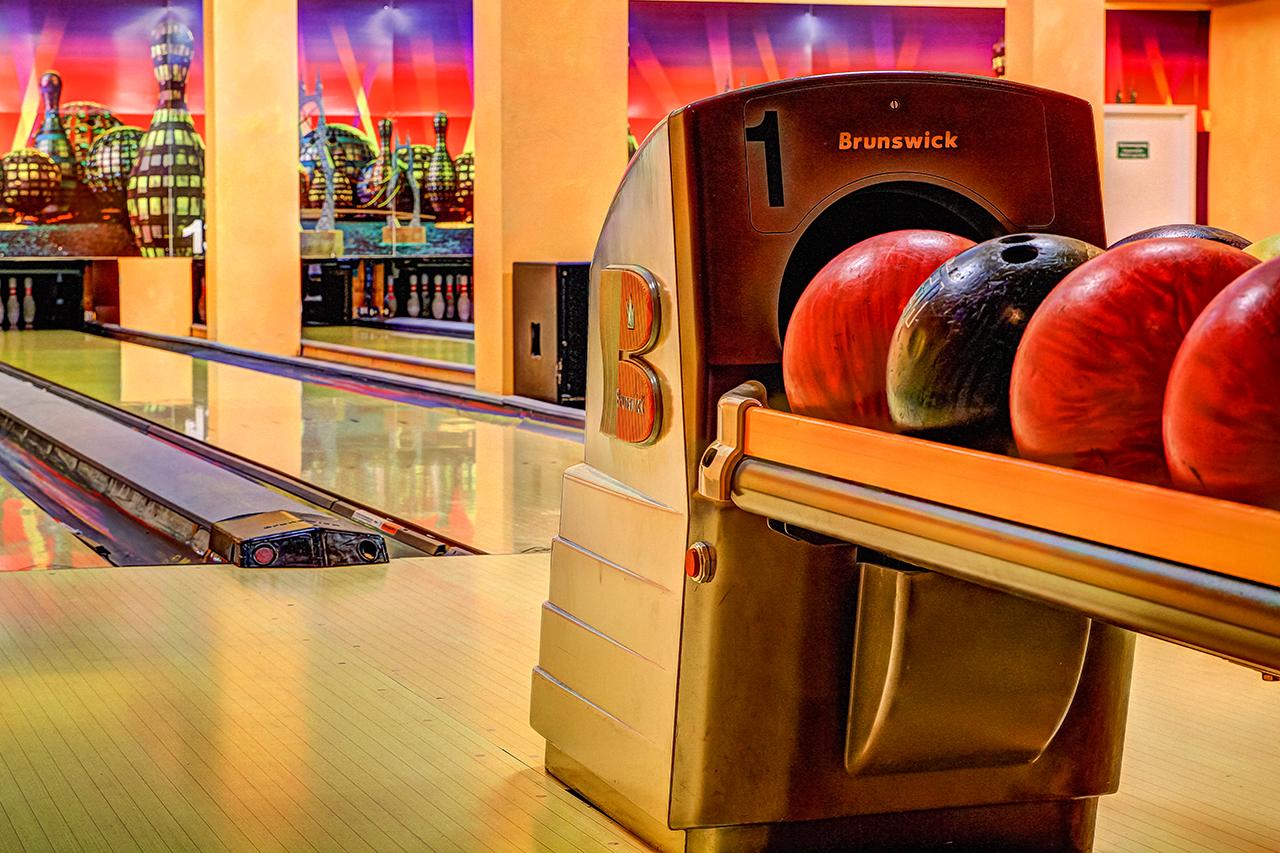 Bowling 2000 Dülmen – neue Flyer, Preislisten, Gutscheine und Fotografie