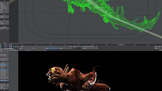 3D Creature, Film, VFX, Cinematic, 3D-Trailer Dülmen, Werbeagentur