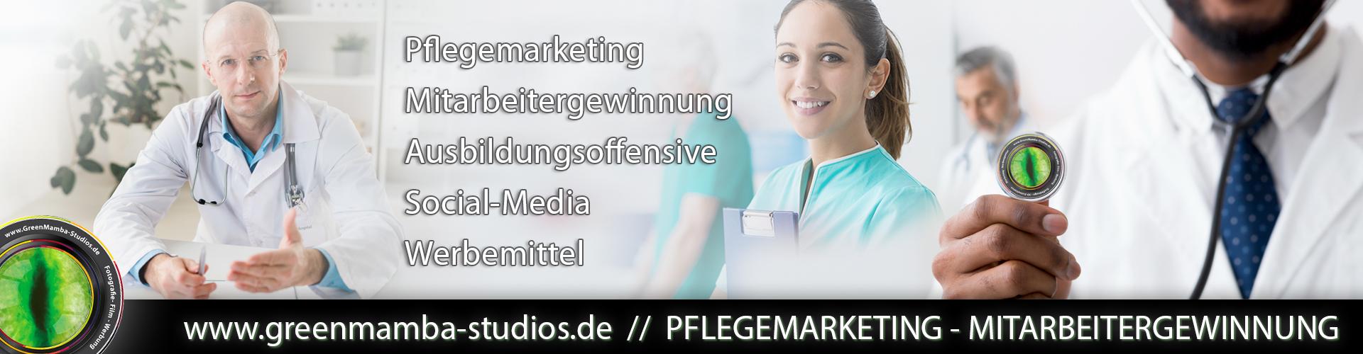 Pflegemarketing - Dülmen, Haltern, Münster, Marl, Lüdinghausen, Coesfeld