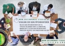 Schulung der Qualitätsindikatoren Pflege, Dülmen, Haltern, Coesfeld, Marl, Pflegedienst, Pflegedienstleitung