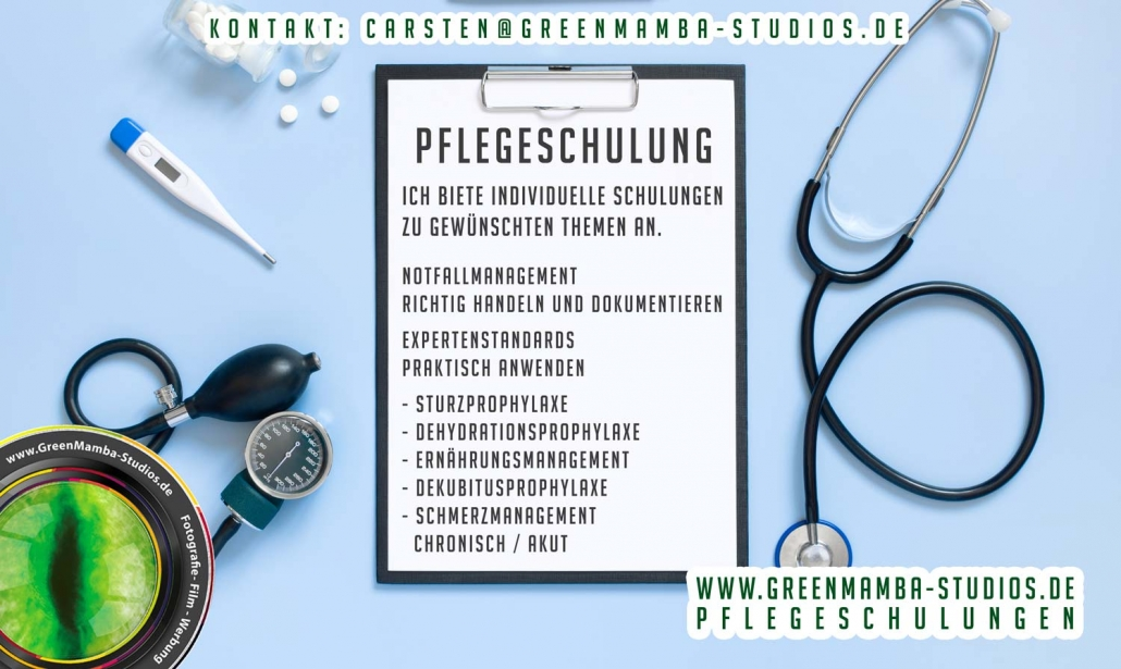 Pflegeschulung, Dülmen, Pflegedienst, Pflegedienstleitung, Expertenstandard