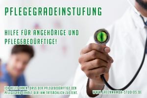 Pflegedienst, Schwede, Pflegedienstleitung, Pflegegradeinstufung, Leistungsbescheid, MDK Prüfung, Einstufungsüberprüfung