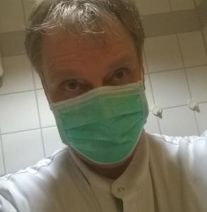 Carsten Schwede, Pflegedienstleitung,