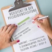 Pflegedienstleitung Stellenangebot