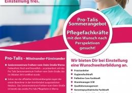 Pflegefachkraft Pro-Talis, Freiherr-vom-Stein